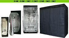 More details for indoor portable grow tent green room silver mylar lined hydroponics carbon