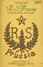RS Prussia Identification – Patterns Molds Marks Fakes Blanks Etc. / Scarce Book
