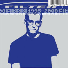 Filter : The Very Best Things (1995-2008) CD (2009) Expertly Refurbished Product