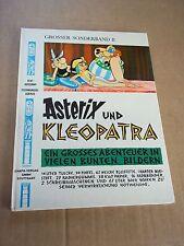 """""""ASTERIX UND KLEOPATRA"""" GOSCINNY & UDERZO (1968) EDITION ALLEMANDE / AUF DEUTSCH"""