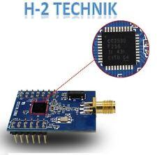 H2 Z-001 (  TI CC2530 ) UART zu ZigBee Module mit 2.4G Antenna 250m in Visual
