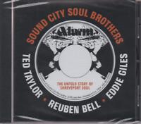 SOUND CITY SOUL BROTHERS Various NEW & SEALED SOUTHERN SOUL CD (SOULSCAPE) 70s
