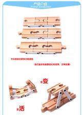 Wooden Thomas Accessories Plastic Supports Bridge Train Set Track Railway Bundle