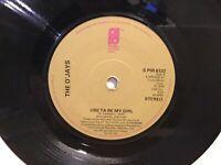 "The O'Jays – Use Ta Be My Girl - 7"" Vinyl Single  1978 - S PIR 6332"