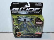 2009 GI JOE ROC JAMES 'GRAND SLAM' BARNEY w/ AIR ASSAULT GLIDER MISB - TARGET