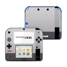 Nintendo 2DS Skin - Retro NES Controller Style - 8 Bit - Gaming - Decal Sticker