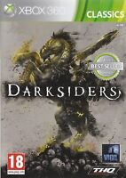 Darksiders (Microsoft Xbox 360) THQ - XBOX ONE X ENHANCED