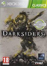 Darksiders (Microsoft Xbox 360) THQ - XBOX ONE X ENHANCED