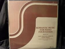 Romantic Music for piano four-Hands/boldrey/Buccheri