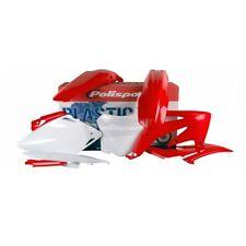 New CRF 450 R 2008 08 Oem Red White Plastic Kit CRF450 Plastics Motocross