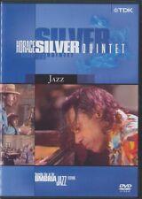 Horace Silver Quintet : Umbria Jazz Festival (DVD, 2004, TDK-Germany) ALL Region