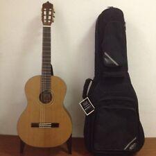 Chitarra classica La Mancha Rubi C con custodia imbottita e accordatore digitale