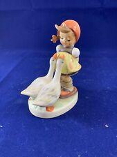 """hummel goebel figurines 47/0 """"Goose Girl�"""
