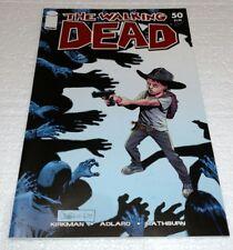 The Walking Dead #50 (Jun 2008, Image) 1st print NM+