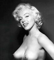 Vintage Nude Pin Up Photo 875 Oddleys Strange & Bizarre 4 x 6