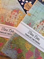 Take Note Traveler's Notebooks ~ Set of 2 ~ by Amber Labau Fancy Pants Design