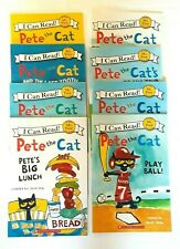 Pete the Cat Lot of 8 Children's Books