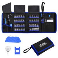 142-In-1 Magnetic Screwdriver Phone Repair Precision Tool Kit 120 Bits Set Torx