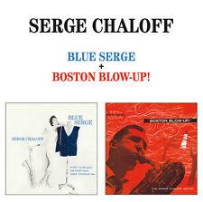 Serge Chaloff - Blue Serge / Boston Blow-Up [New CD] Bonus Tracks