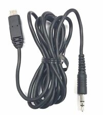1m Micro USB 2.0 Male to Stereo 3.5mm Male Car AUX Out Audio Cable OEM Jabra