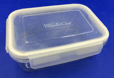 Pampered Chef Leak Proof Glass Container 5 1/4 Cup #1203