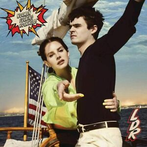 LANA DEL REY - NORMAN FUCKING ROCKWELL (CD UNCENSORED) - NEW SEALED