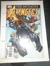 Avengers: The Initiative #2 (2007 Series, June 2007, Marvel)