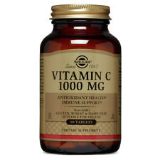 Vitamin C 1000mg Solgar 90 Tabs
