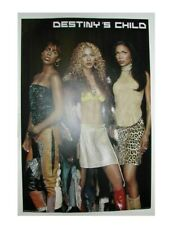 Destiny's Child Poster Destinys Beyonce Knowles