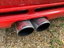 AUDI 80 B4 COUPE 2.0 FULL STAINLESS STEEL EXHAUST SYSTEM SUPERSPRINT BACK BOX