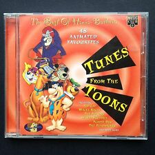 TUNES FROM THE TOONS CD [Best of Hanna-Barbera Cartoons] Original TV Soundtracks