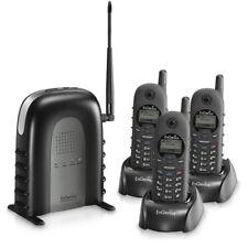 EnGenius DuraFon1X (3 Handsets) Long Range Industrial Cordless Phone System NEW!