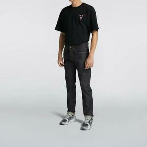 Edwin ED-80 Slim Tapered Jeans  Blue - unwashed