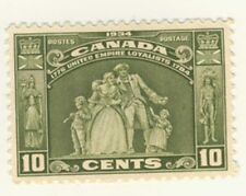 Canada Stamp Scott # 209 10-Cents Loyalists Statue MLH