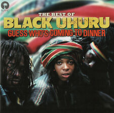 BLACK UHURU - Guess Who's Coming To Dinner  ; CD ; Best Of Black Uhuru