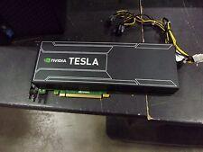 Nvidia Tesla K20 GPU Graphics Accelerator Card 900-22081-0010-000 and Cable