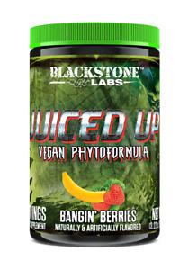 BLACKSTONE Labs Juiced Up Vegan Phytoformula Phytonutrients Immune 30 Servings