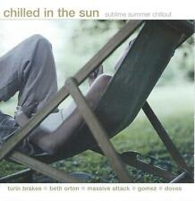 CD album - CHILLED IN THE SUN - SUBLIME SUMMER CHILLOUT / LOUNGE / NEW AGE
