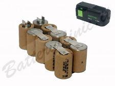 Batteria trapano Festool  BPS 12 C 12 V  Ni-Cd  1300 mAh. kit AUTO INSTALLAZIONE