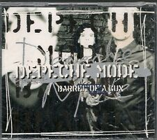 MAXI CD 5 TITRES--DEPECHE MODE--BARREL OF A GUN--1997--NEUF--RARE