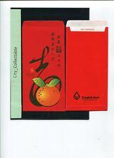 RED PACKET ANG POW HONG BAO - BANGKOK BANK # 365