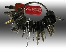 30 Keys Heavy Equipment / Construction Ignition Key Set