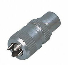 TV Aerial Coax Coaxial Plug Connector Freeview  Pack 10