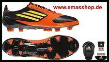adidas F50 Adizero TRX FG miCoach Bundle (Syn) Gr.UK-5,5 schwarz L44703