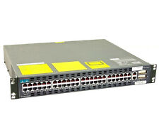 GENUINE Cisco Catalyst 2948G 48 Port Ethernet Switch WS-C2948G (M153095)
