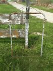 Antique Gate Twisted Wire Cottage Style Garden Yard Art Fence Gate