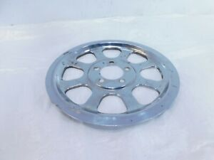 Harley Softail Heritage Classic Rear Wheel Belt Pulley Sprocket Chrome Cover