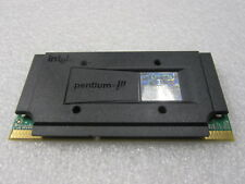 Intel Pentium III (3) Slot 1 CPU SL35D 450/512/100/2.0V 400MHz Vintage CPU
