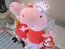 TY PEPPA PIG BEANIES 2 FOR 1 DEAL! UK TV SHOW! NEW! MWMT! LOW PRICE! COMPARE!!!