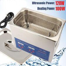 3L Ultraschallreiniger Ultraschallreinigungsgerät Digital Ultraschallgerät DE-09